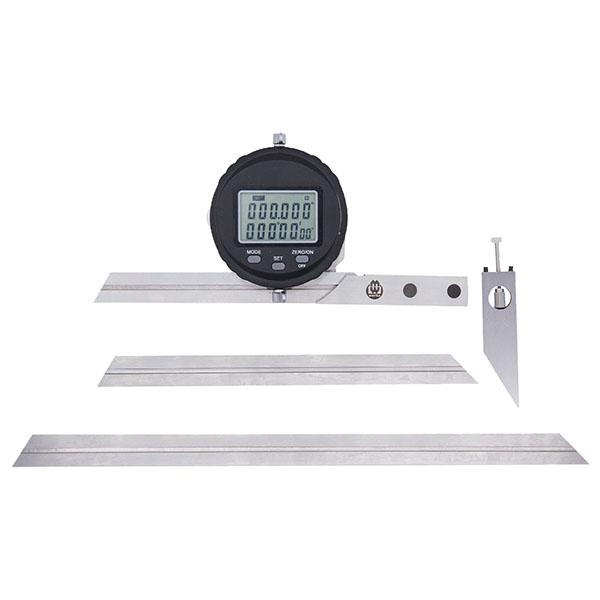 0-360degree0-360degree x 0.008degree Digital Protractor Set