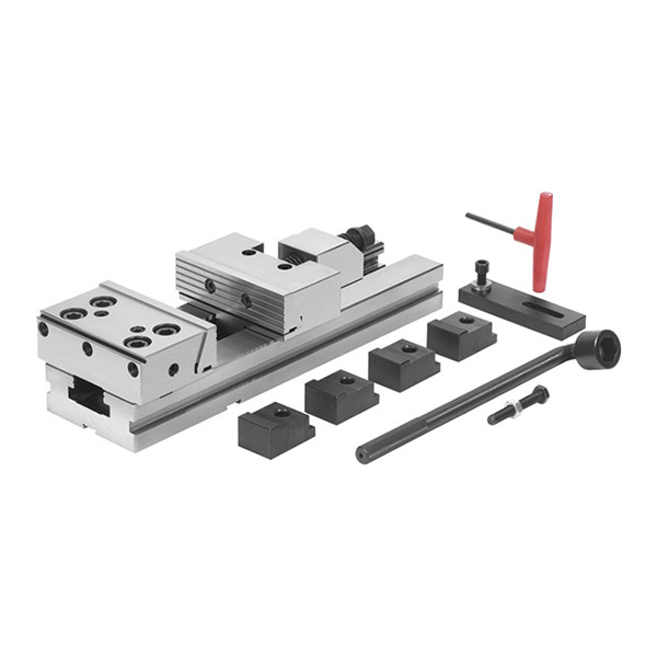 PRECISION MODULAR MACHINE  VISE 6×12