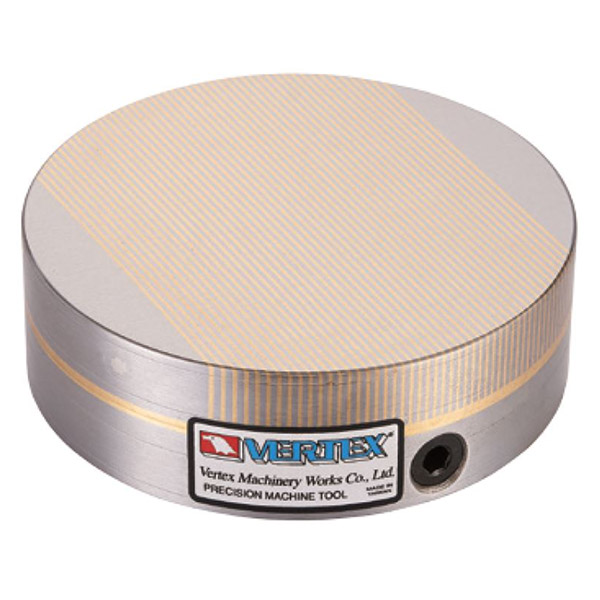 FINE POLE ROUND TYPE MAGNETIC PLATE VGDW 26 1 1