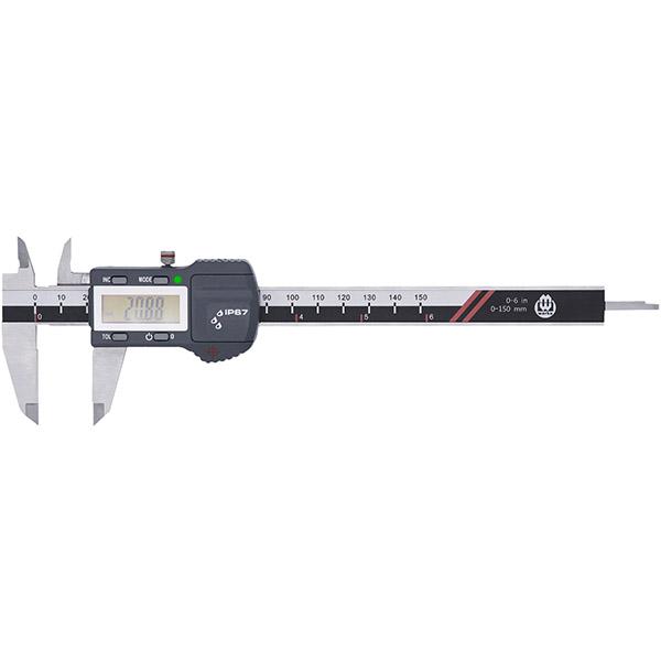 0-8″ x 0.0005″ IP67 Digital Caliper