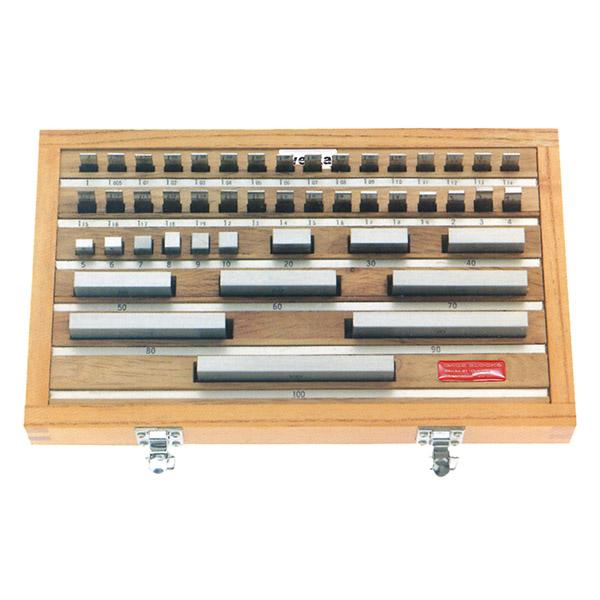 0.050″ – 4.000″ 36pc Grade 2 Steel Rectangular Gage Block Set