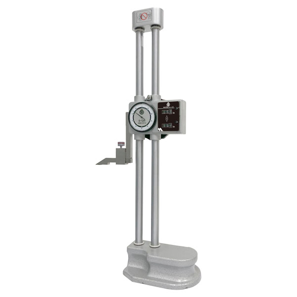 0-12″ x 0.001″ Dial Height Gauge