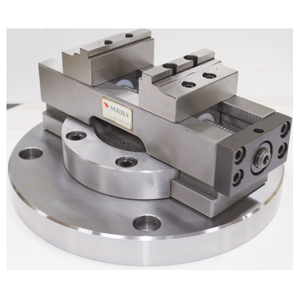 SELF CENTERING VISE WITH SWIVEL BASE VCV-0611S