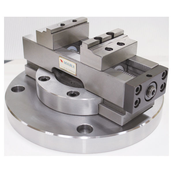 SELF CENTERING VISE WITH SWIVEL BASE VCV-1090S