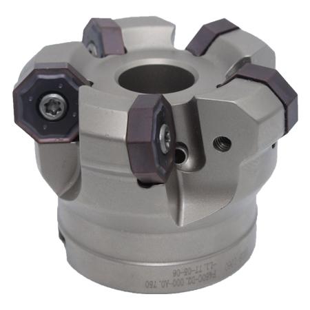 Octagonal Face mill cutter